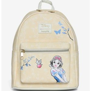 LOUNGEFLY DISNEY PRINCESSES SNOW WHITE BACKPACK